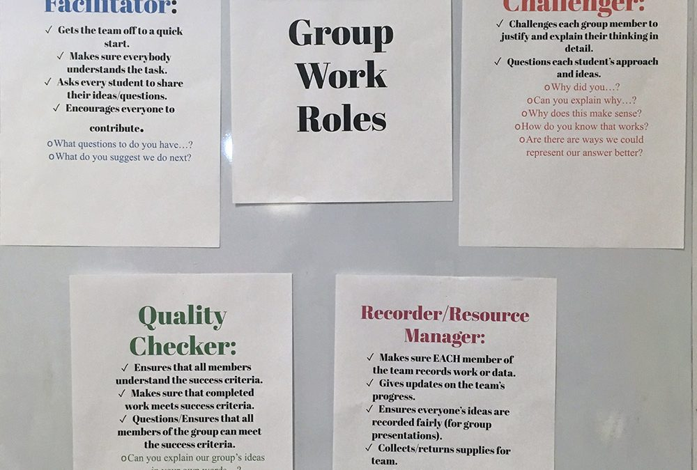 Team Roles Definitions