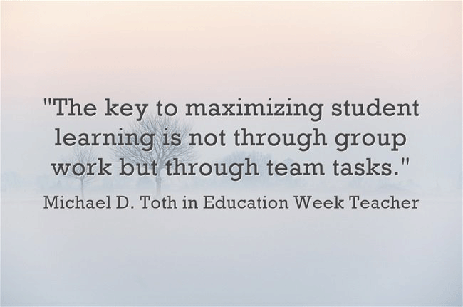 How Do Teaming Structures Maximize Student Learning?