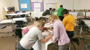 Academic Teaming in an elementary classroom
