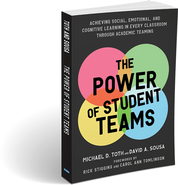 The Power of Student Teams book image