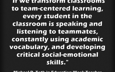How Does Academic Teaming Specifically Benefit English Language Learners?